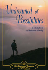 Undreamed-of Possibilities