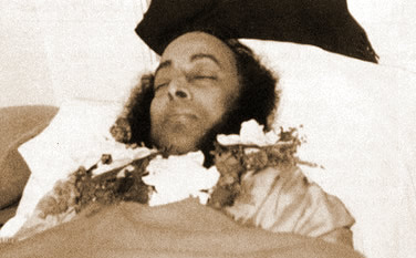 yogananda in death